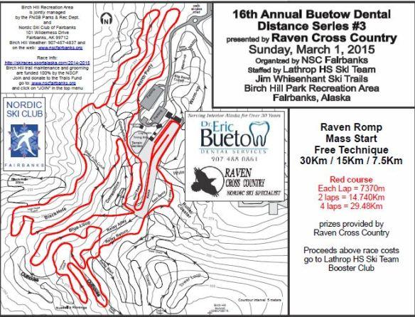 3-1-15 Distance Race 3