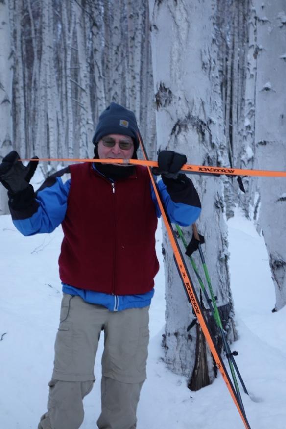 Extra skate ski flex sm