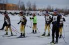 Galena ski team w Jon