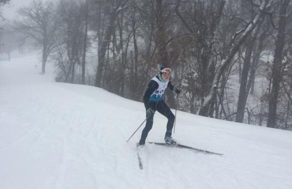 Bruce Jamieson in blizzard sm