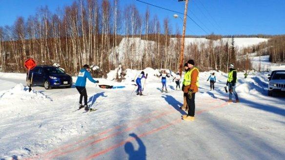 FWW crew at Ski Road