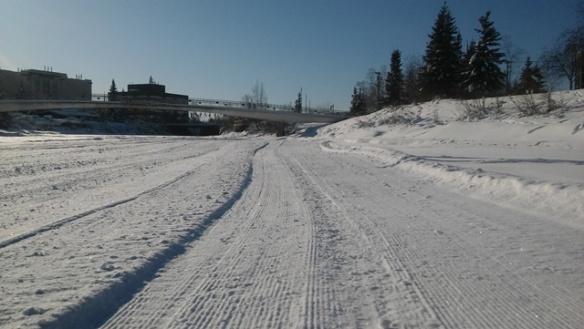 View of the Sonot Kkaazoot start on 2-27-20