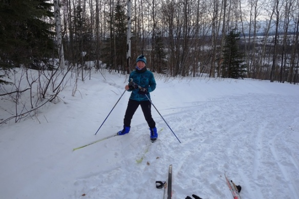 Adventrue ski up Sonot connector