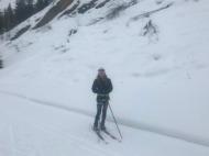 Lilli on the Bond virtual 20 km